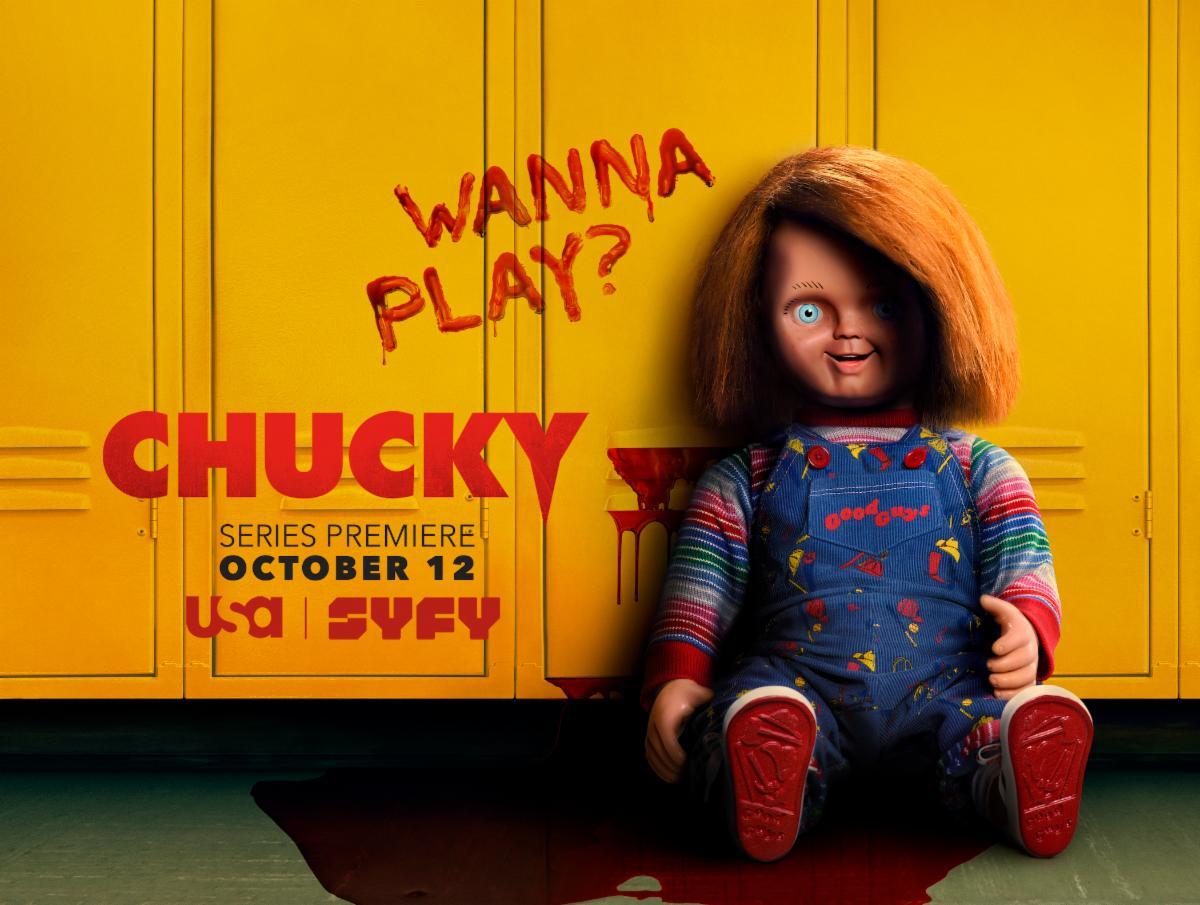 "New Trailer | ""Chucky"" TV Series | On USA & SYFY October 12"