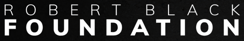 Robert Black Foundation logo