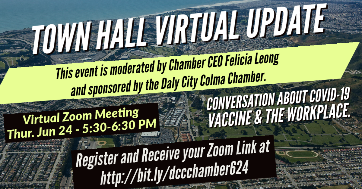 June 24th Virtual Town Hall Meeting