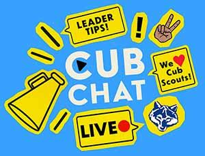 Cub Chat Live graphic