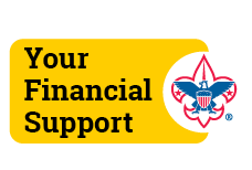 Powered by Your Financial Support logo button
