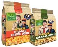 Popcorn Cheddar & Caramel