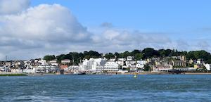 Cowes Harbour - Isle of Wight