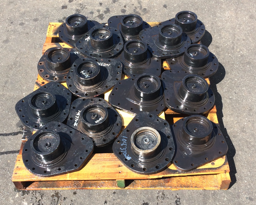 Trunnion Covers