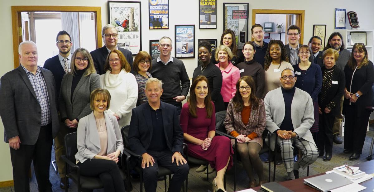MH Board and Staff