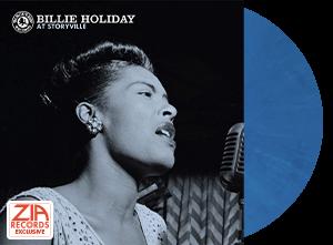 Billie Holiday Zia Exclusive Colored Vinyl