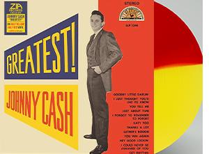 Johnny Cash Zia Exclusive