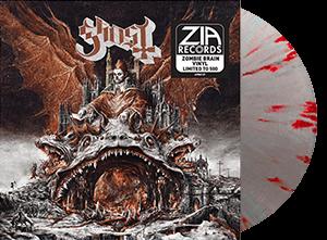 Ghost Prequelle Zia Exclusive Vinyl
