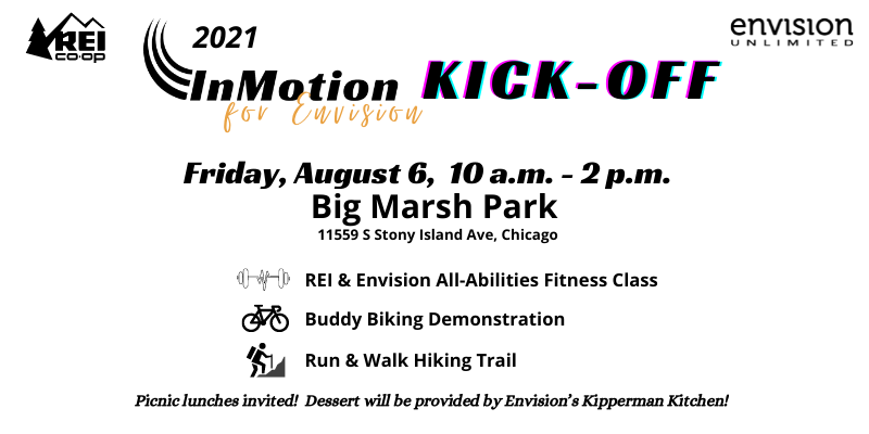 InMotion Kick-Off details