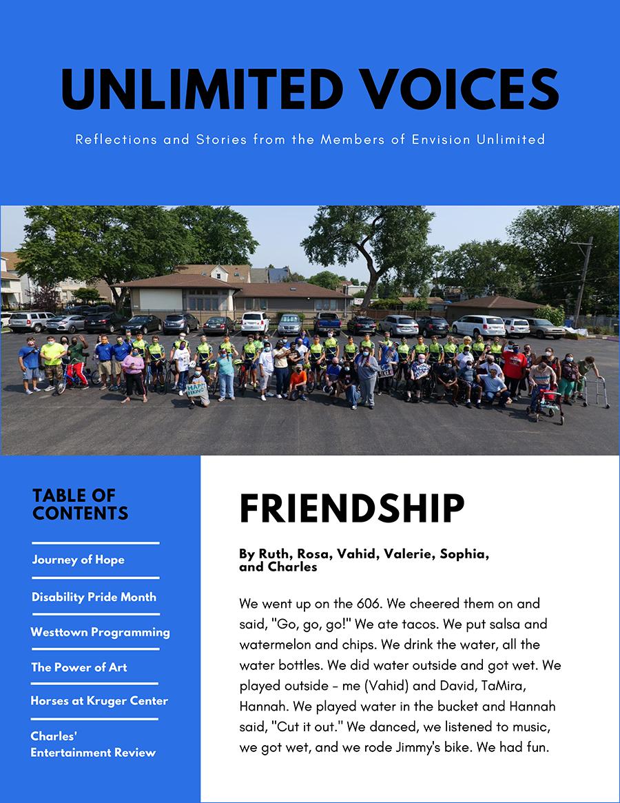 Unlimited Voices, Vol. 11