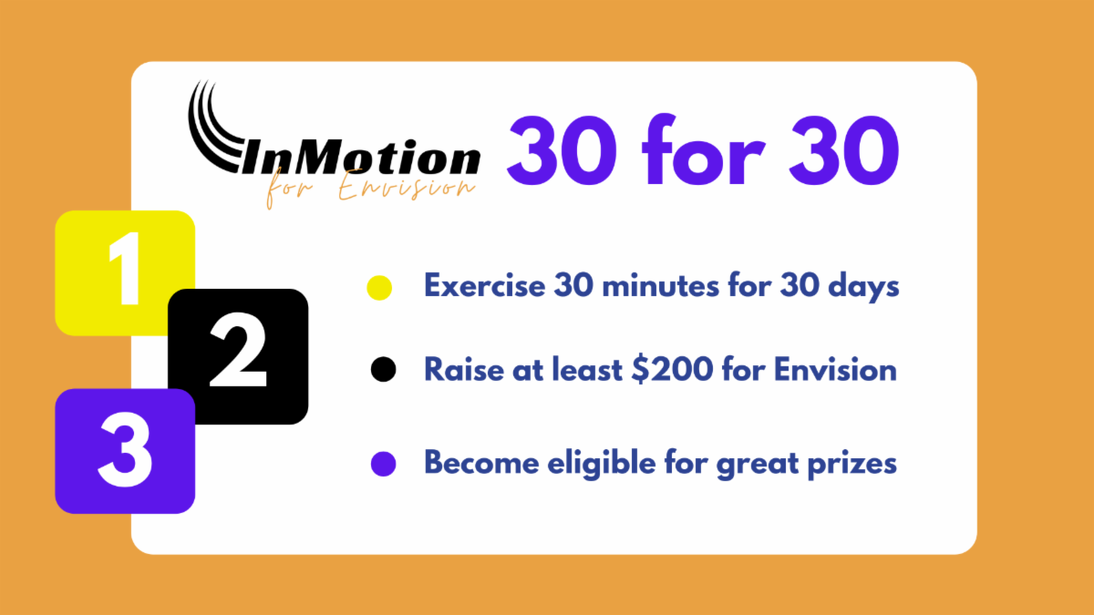 InMotion 30 for 30