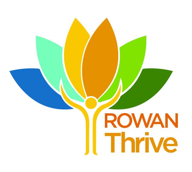 Rowan Thrive logo