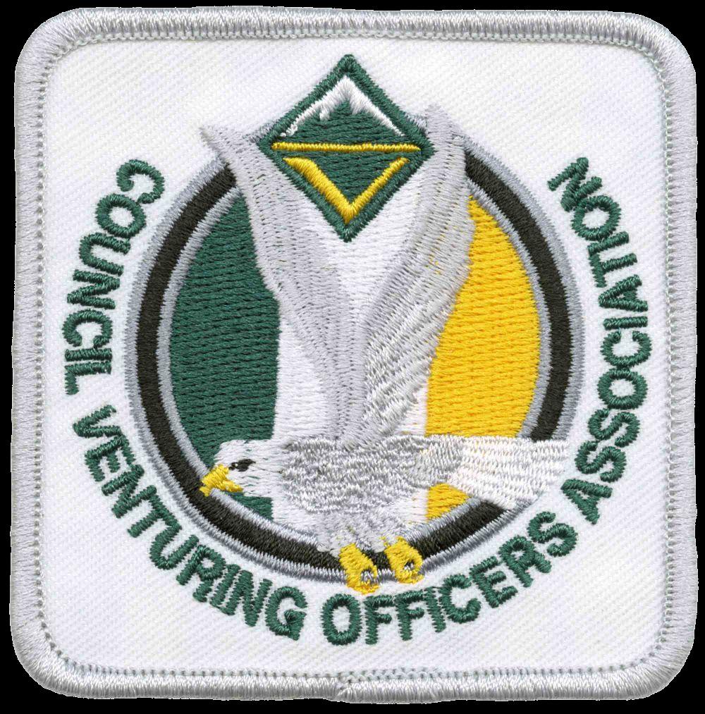 Venturing Officers Association patch
