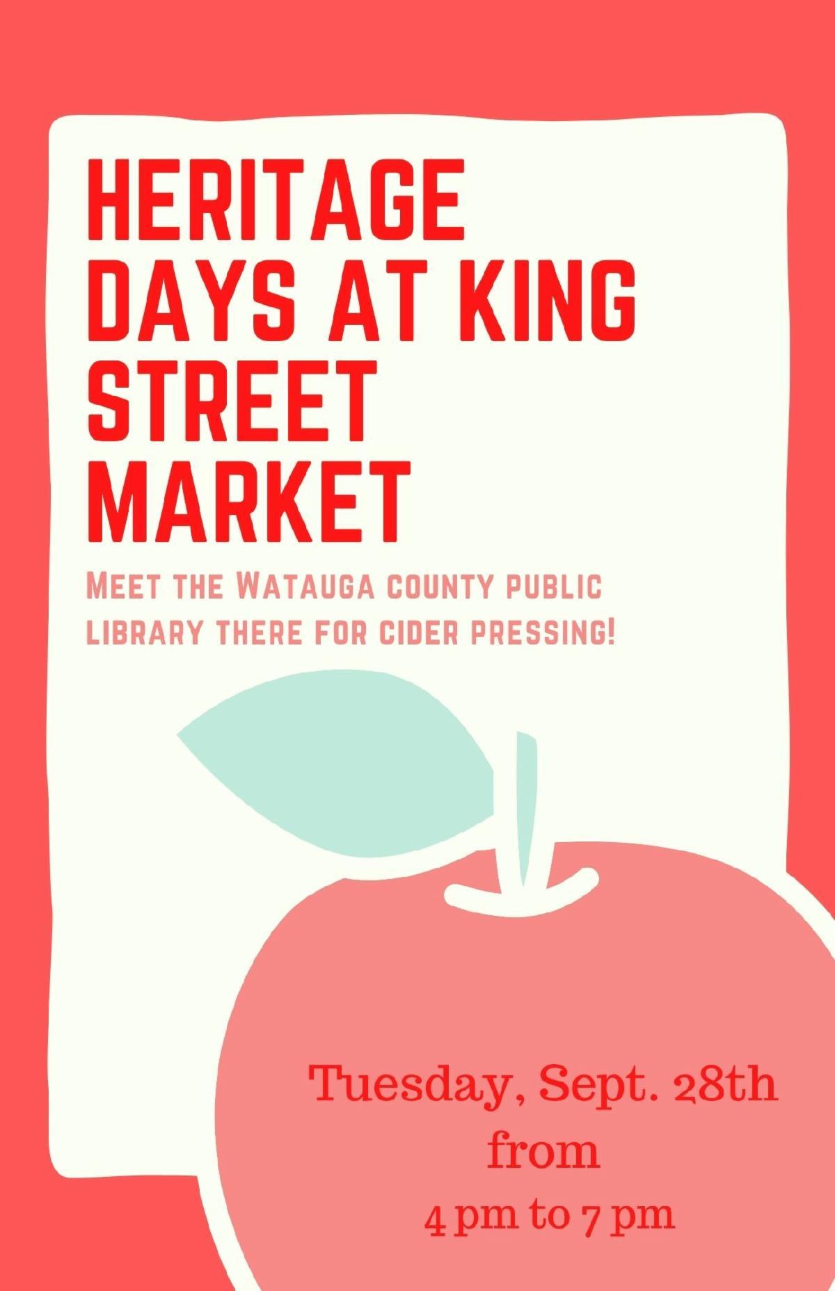 Heritage Days at King Street mrket.jpg