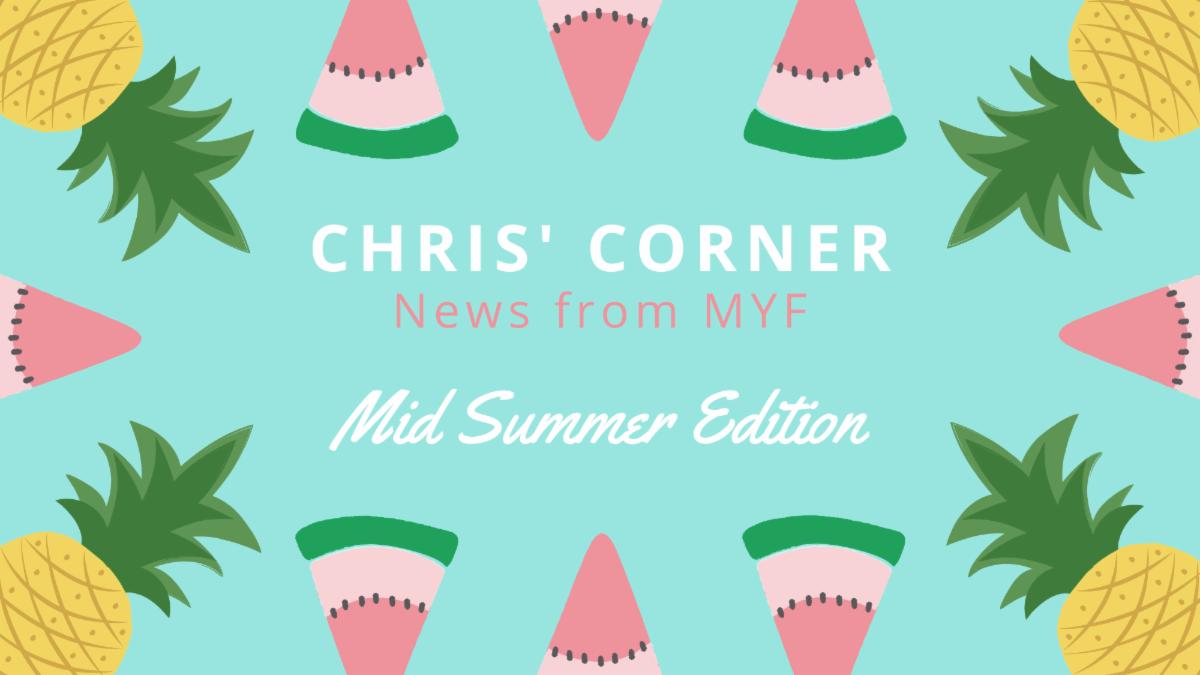 Chris' Corner