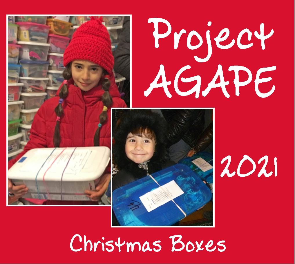 Project agape 2019