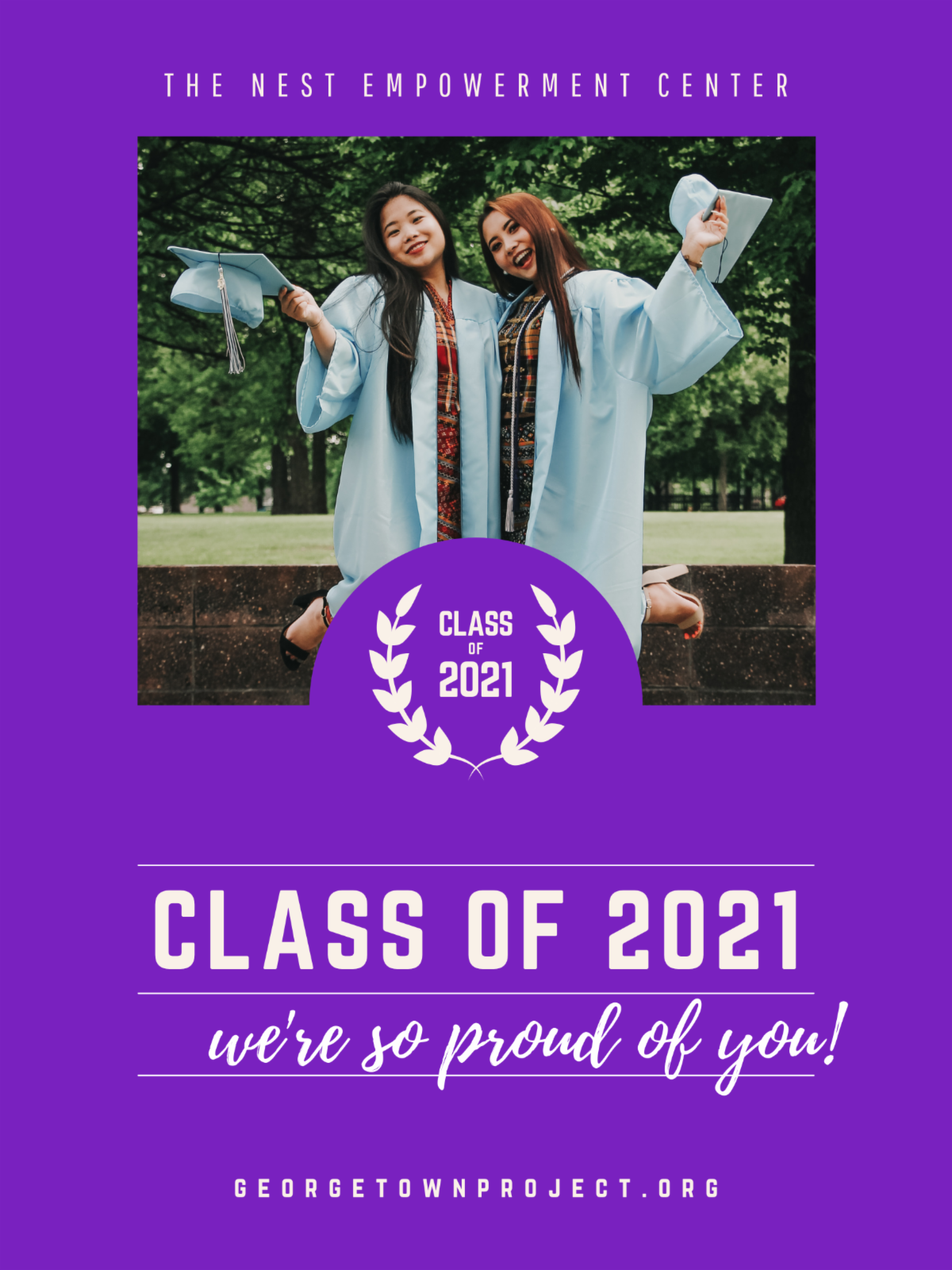 graduates the nest