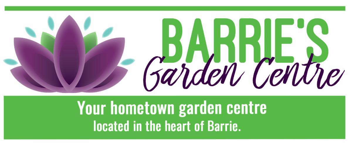 Barrie Garden Centre logo