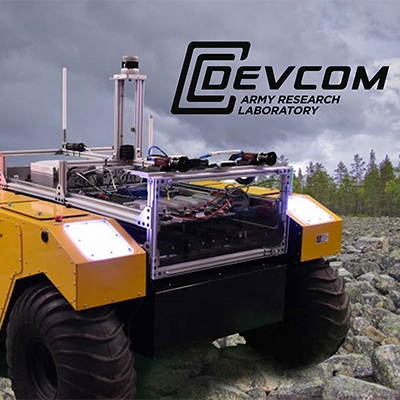 army research laboratory autonomous vehicle