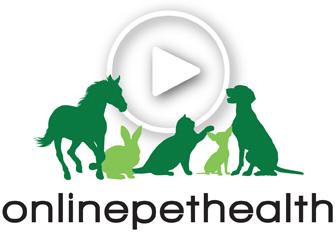 Onlinepethealth logo