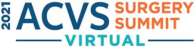 ACVS 2021 Virtual Surgery Summit logo