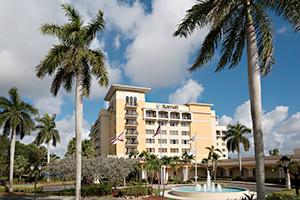 Fort Lauderdale Marriott Coral Springs Hotel