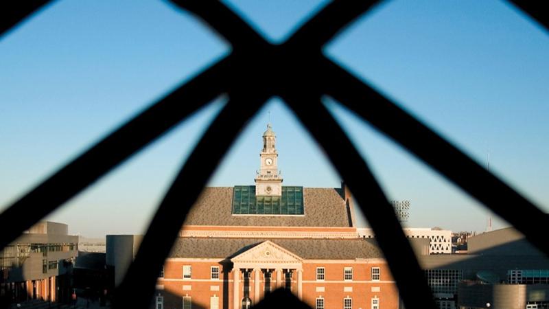 A photograph of UC's Tangeman University Center.