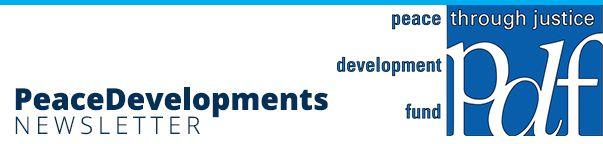 Peace Developments Newsletter