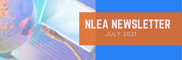 NLEA July newsletter