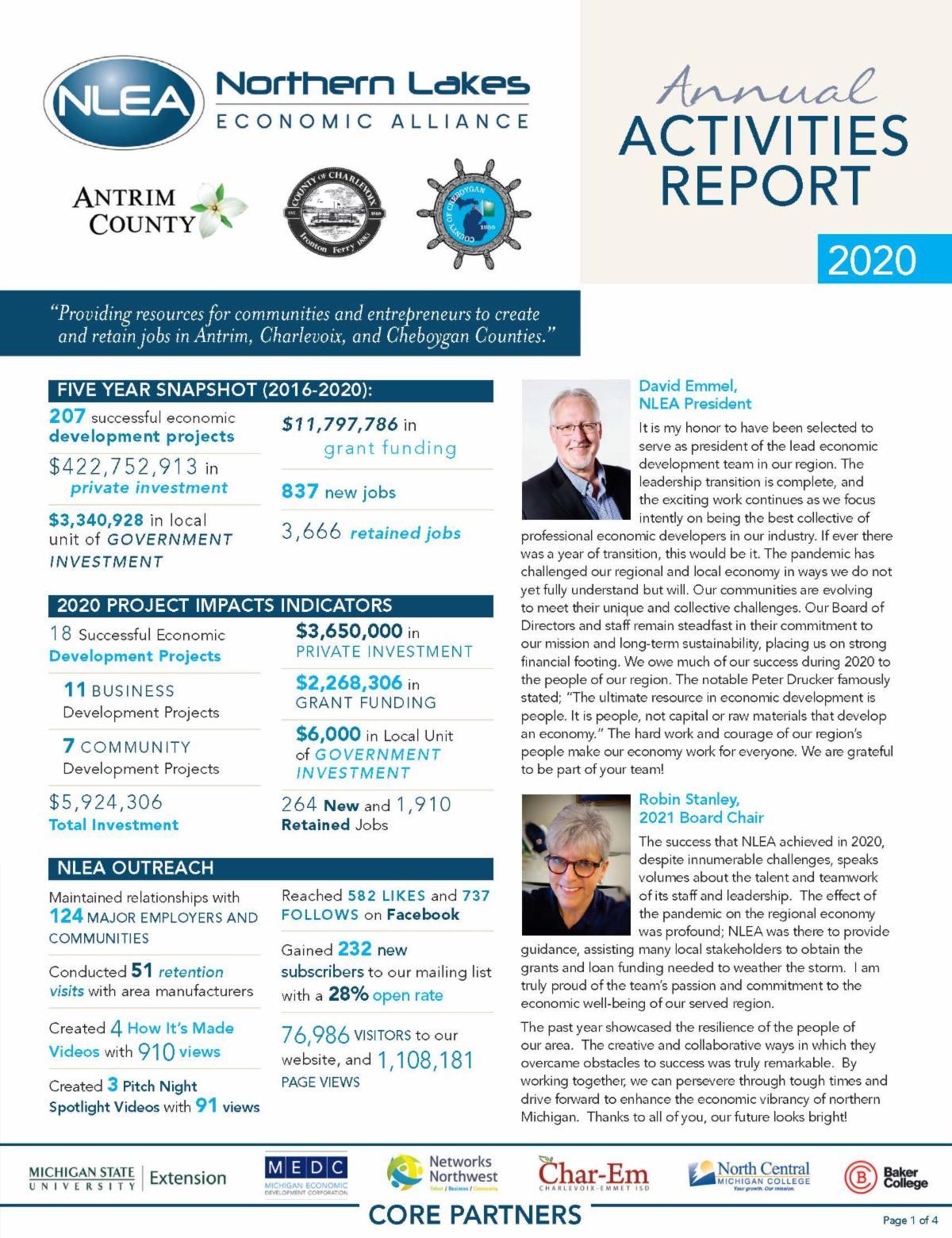 NLEA 2020 report thumbnail